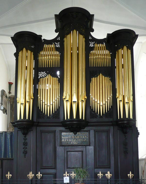 St Marys Organ
